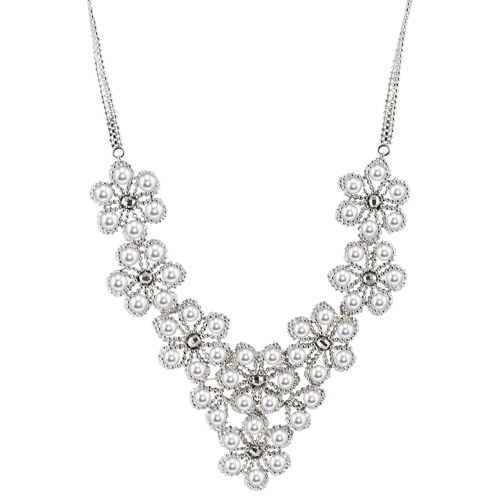 Imperial Pearls - Imperial_Flower_Neck.jpg - brand name designer jewelry in Modesto, California
