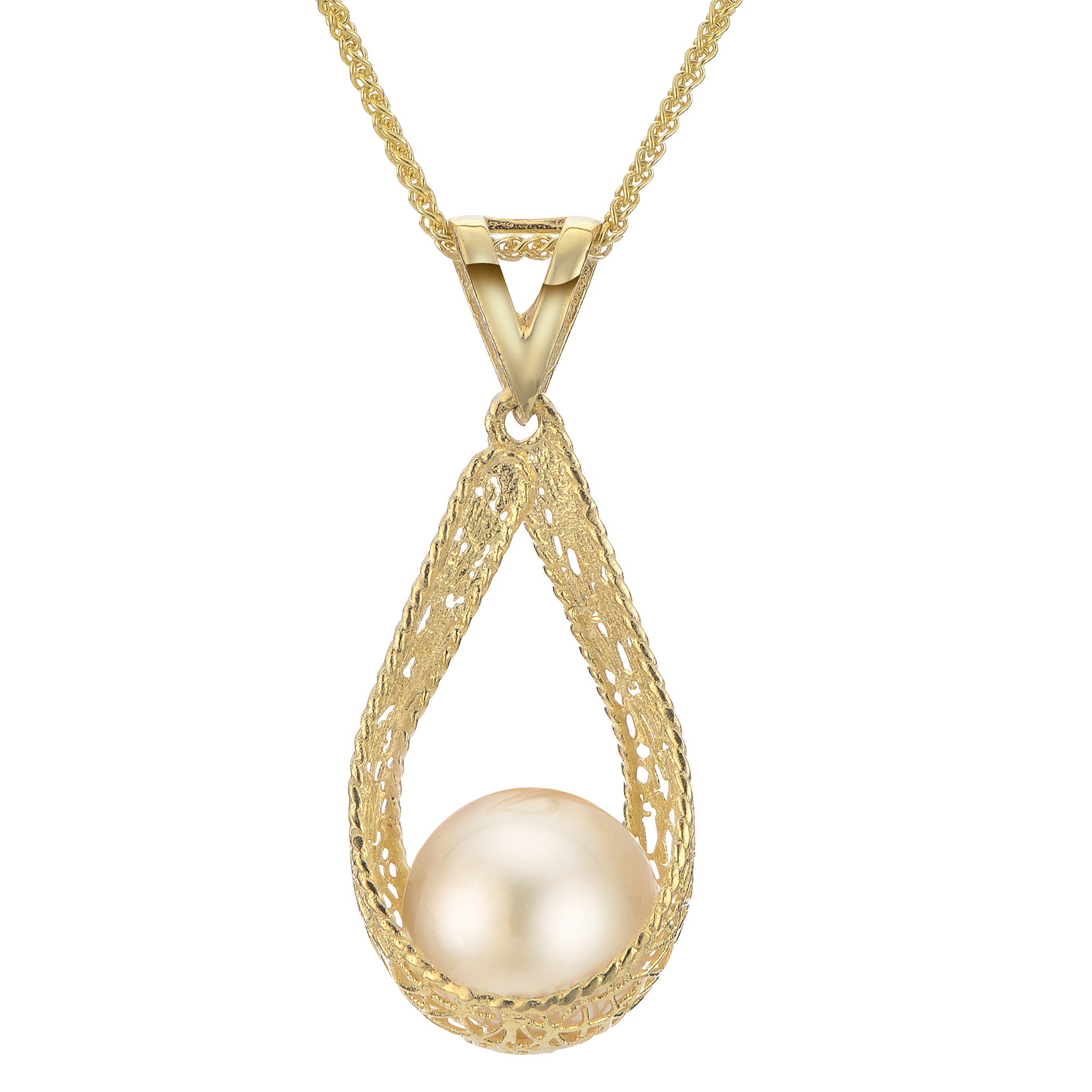 Imperial Pearls - Yellow_SS_Pd.jpg - brand name designer jewelry in Modesto, California